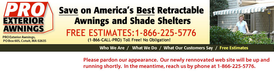 Pro Exterior Awnings