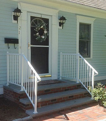 Aluminum Railings Deck And Porch Pro Exterior Awnings
